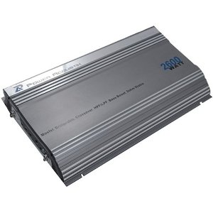 Power Acoustik PS2-2600 2-Channel Class A/B Power Series 2600-Watt Amplifier