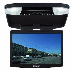 Clarion OHM1575VD#R 15.4-Inch Overhead Monitor with DVD Player (Refurbished)