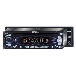 PYLE PLCD28M AM/FM Receiver Auto Loading CD/ MP3 Player