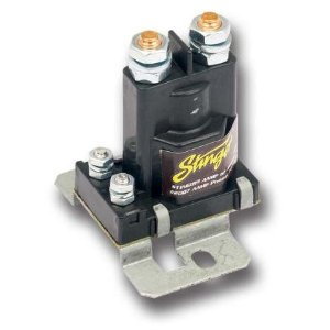 Stinger 80 Amp Battery Relay Isolator