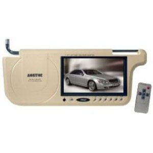 7'' TFT Left Side Sunvisor Monitor (TAN)