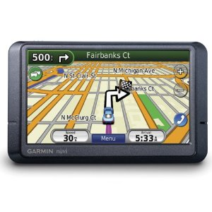 Garmin n�vi 265W/265WT 4.3-Inch Bluetooth Portable GPS Navigator with Integrated Traffic Receiver (Factory Refurbished)