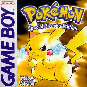 Pokemon, Yellow Version: Special Pikachu Edition