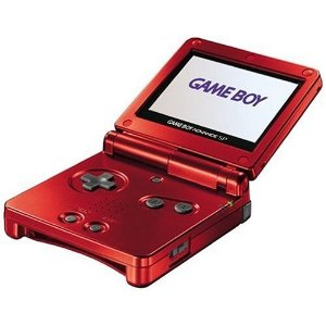 GAME BOY ADVANCE SP, FLAME