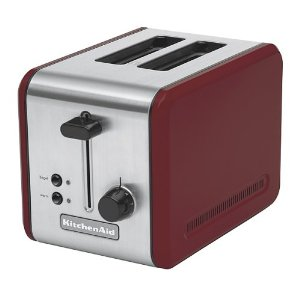 KitchenAid 2-Slice Metal Toaster - Gloss Cinnamon