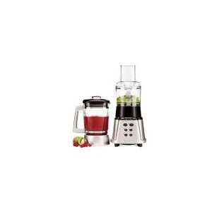 Cuisinart CBT-500FP SmartPower Premier Duet Blender/Food Processor, Stainless Steel