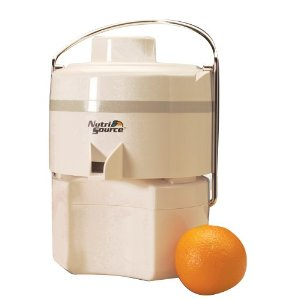 Back to Basics NutriSource 1000 Juicer