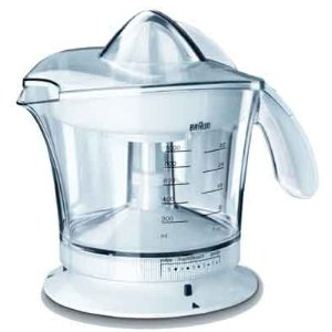220 Volt Braun MPZ9 Citrus Juicer, WILL NOT WORK IN THE USA