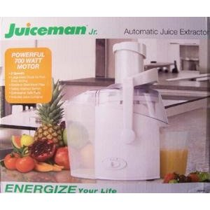 2 speed JUICER JUICEMAN JR.