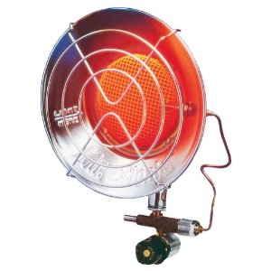 Mr. Heater MH12T Single Tank-Top Propane Heater