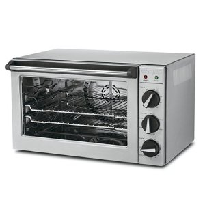 Waring Pro CO1500B Professional 1.5-Cubic-Foot Convection Oven