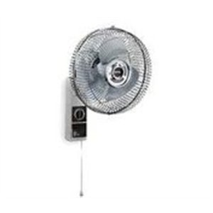 Air King 9012 Wall Mounted Fan In White with a 1/50 HP Motor