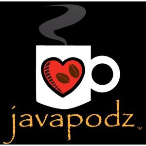 20 DECAF Chocolate Cappuccino Flavored Java Podz Individually-Wrapped Gourmet Coffee Pods