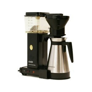 Technivorm KBT-741 Moccamaster Black Coffee Maker 1.25-L.