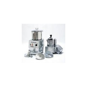 Commercial Food Processor, Computer Controlled Var. Speed, Cont. Feed, SS Bowl