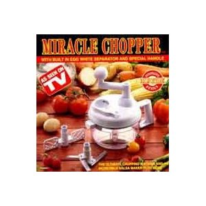 Miracle Chopper Salsa Maker