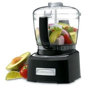 Cuisinart Food Chopper - 4 cup - Black