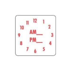 Daydots Dissolvable - Clock Dot 10240