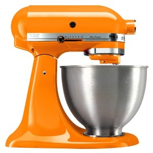 KitchenAid Ultra Power Stand Mixer - Tangerine