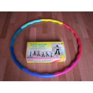 Sports Hula Hoop for Exercise - Acu Hoop 2B 2 lb. Boxed