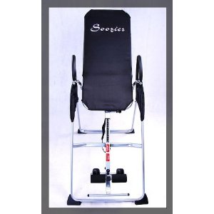 Soozier 13b Gravity Fitness Therapy Exercise Inversion Table