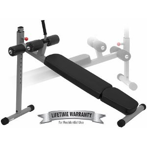 EF Products Adjustable Abdominal AB Bench EF-7608