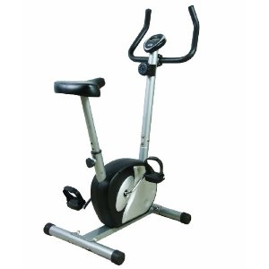 Elite Fitness Deluxe Magnetic Upright Bike