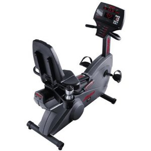 Life Fitness R9i Recumbent LifeCycle Exercise Bike