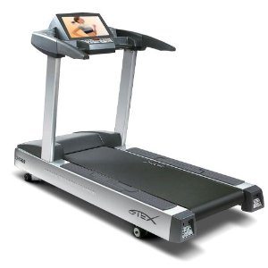 Stex 8025TX Built-in 17 inch LCD-TV Treadmill