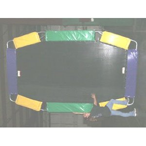 9 x 14 Foot Magic Circle RectagonTrampoline