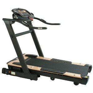 Phoenix 98834 Easy-Up Motorized Treadmill with Motion Control