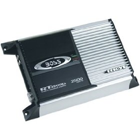 Boss Audio RT2500D Riot Series Class D Amplifier
