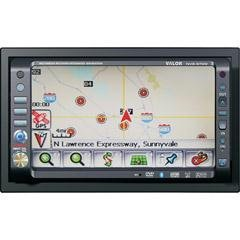 Valor NVG-670W In-Dash DVD Multimedia Receiver w/Navigation