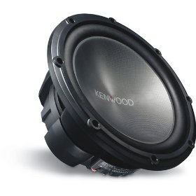 Kenwood KFC-W3012 12-Inch 1200 Watt Max Power Subwoofer