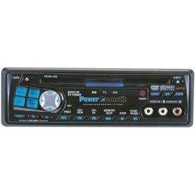 Power Acoustik PADVD-610 In-Dash DVD Players without TV Tuner