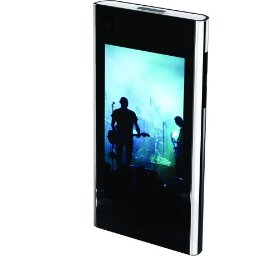 Coby MP835 4 GB Video MP3 Player with Touchscreen (Black)