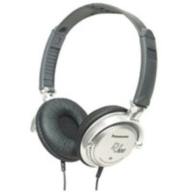 Panasonic RP-DJ100 DJ-style Headphones with XBS