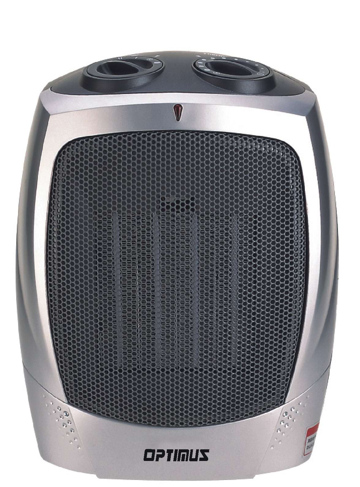 Optimus h7004 heater portable ceramic with thermostat