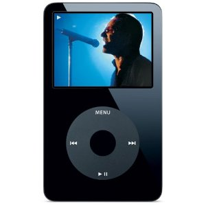 Ipod video 30gb Black
