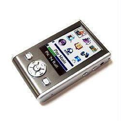 Truly Pic 'n' Roll MP-310 Plus 1 GB Digital MP3 Player with 1.85-Inch Color Display (Brushed Aluminum)