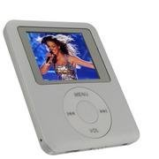 Visual Land 2GB Personal Media MP4 PLAYER (Silver)