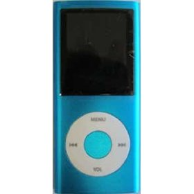 Next Generation - MP3/MP4 Player with 4GB of flash drive