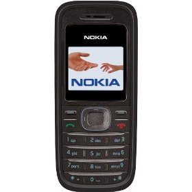 Nokia 1208 Dual-band Cell Phone - Unlocked