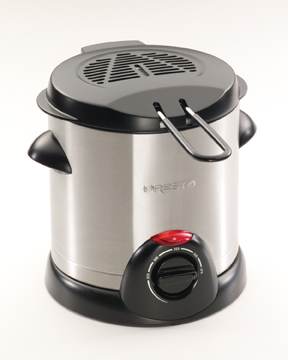 Presto 05471 steel deep fryer electric 1000w 1liter