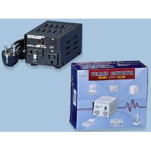 200 Watts Step Up-Step Down Voltage Converter