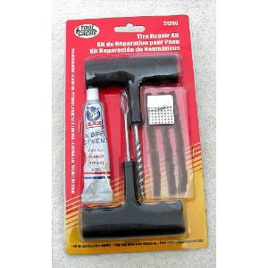 Tool Cache Tubeless Tire Repair Kit