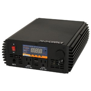 Sunforce 11240 1000-Watt Pure Sine Wave Inverter with Remote Control