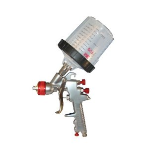 ATD Tools 16915 1.5 mm Leonardo HVLP Gravity Spray Gun with PPS Cup System