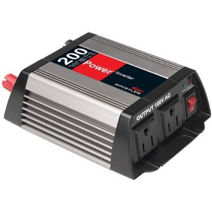 Whistler PI-200W 200 Watt Power Inverter