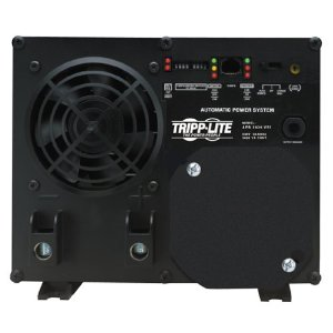 Tripp Lite APS3636VR 3600W 36V DC to AC Inverter with Automatic Line-to-Battery 30-Amp Charger